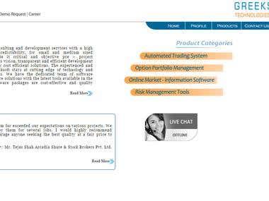 Greeksoft Technologies Pvt. Ltd. - http://greeksoft.co.in/