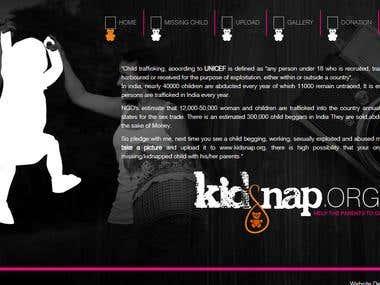 Kidsnap - http://www.kidsnap.org/