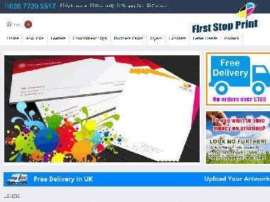 Printing Site