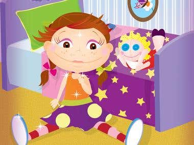Children\\\\\\\'s book Illustration
