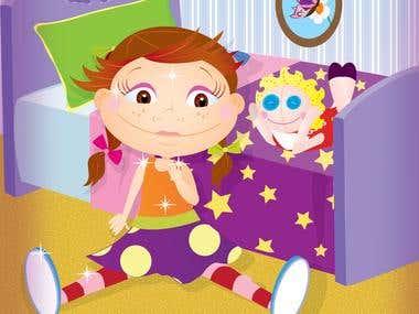 Children\\\\\\\'s book Illustration
