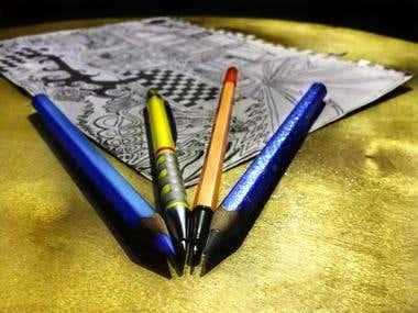 Artistic tools 2
