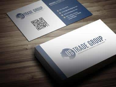 Logo and Business Cards 1