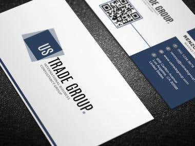 Logo and business cards 3a