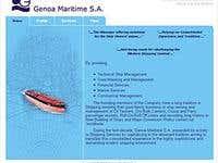 genoa maritime website