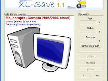XL Save