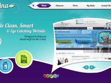 Sakina Website