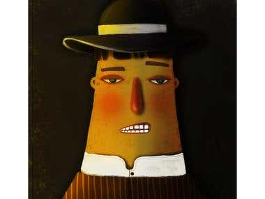 Character - Mr Friend?