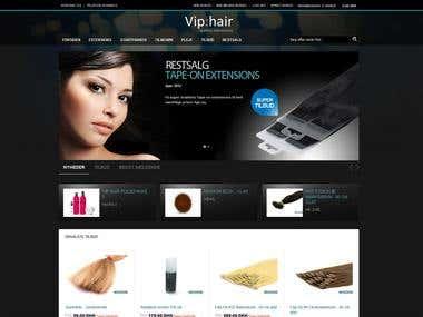 Viphair.dk