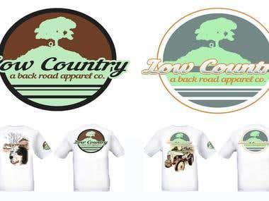 Logo & T-shirt design