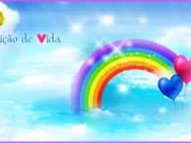 Sky Love Banner Design