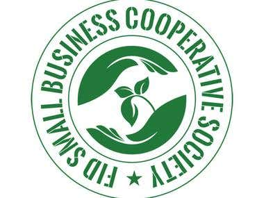FID Small Business Cooperative Society Logo/Monograme