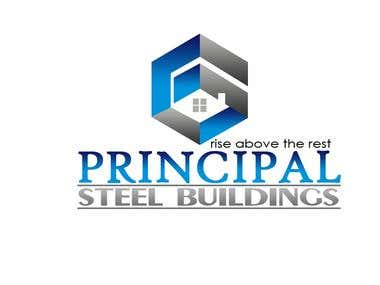 PRINCIPAL STEEL BUILDINGS - Logo