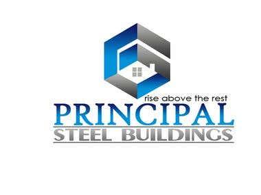 PRINCIPAL STEEL BUILDINGS - Logo