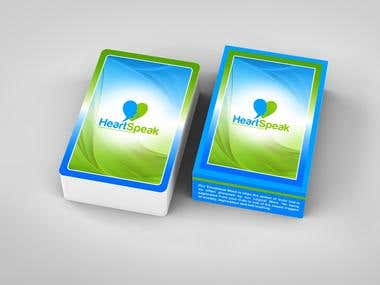 HEARTSPEAK CARD DECK