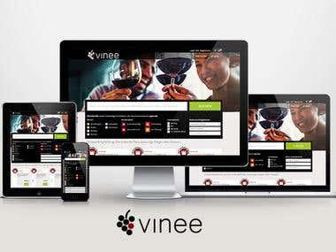 webdesign vinee.de