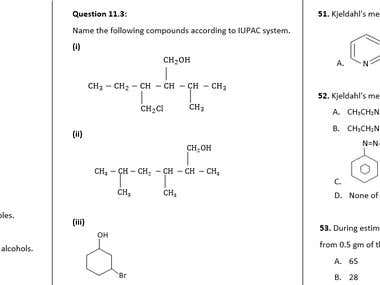 Chemistry PDF transcription