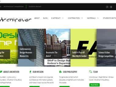 Archifever.com