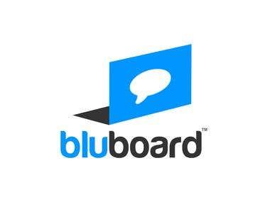 Bluboard logo