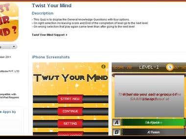 Twist your Mind