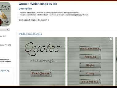 Quotes Lite