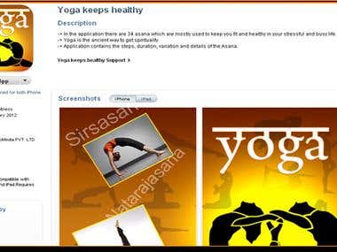 Yoga Keeps Healthy