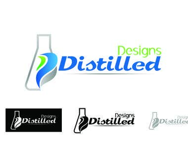 Distilled Design - Logo
