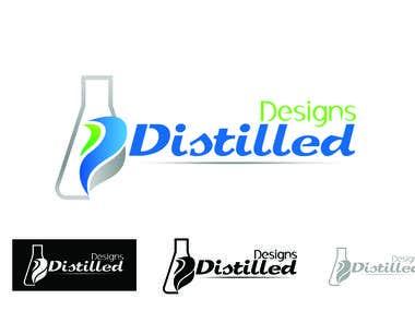 Distilled Design - Logo