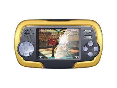 Mutimedai Game Console