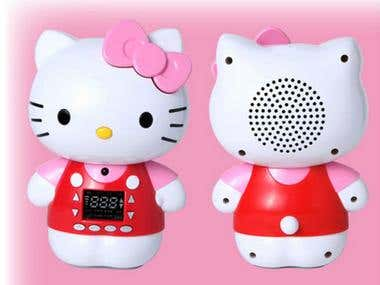 Hello Kitty Story Teller for Chinese Market