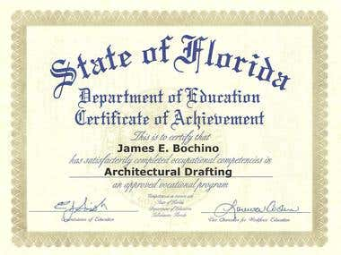 Architectural Drafting Diploma