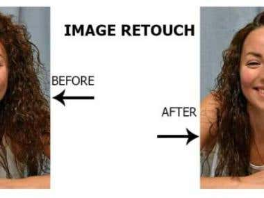 Image retouch