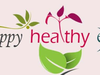 Happy Healthy Life logo