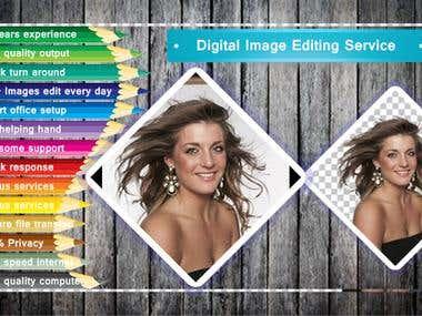 Digital Image Editing