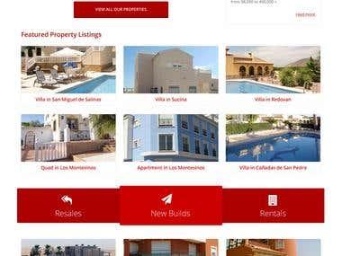 San Miguel Real Estate - Drupal 7