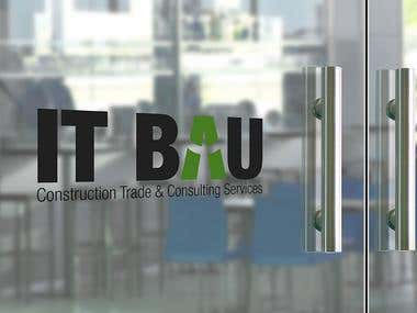 IT Bau Logo