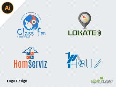 Logo Design - BRAND Creation