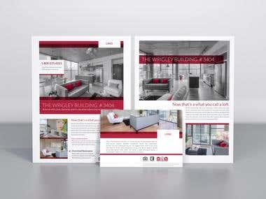 Flyer Design for Real Estate