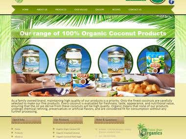 Organic Vally Foods