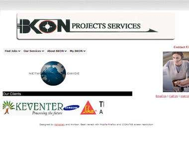 BKON website