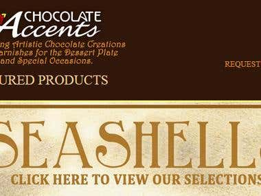 Chocolate Accents