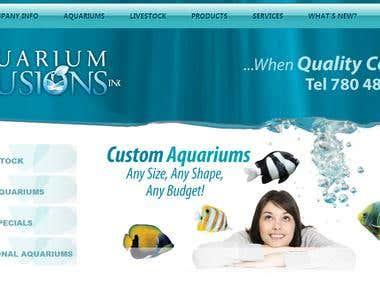 Aquariumillusions(Data Entry & Customer Service)