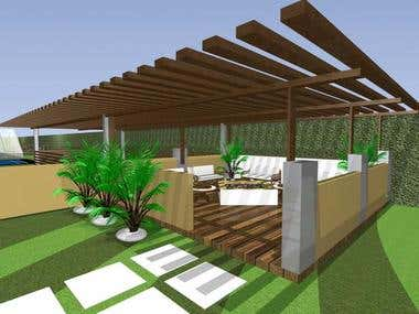 Private Property Design Concept