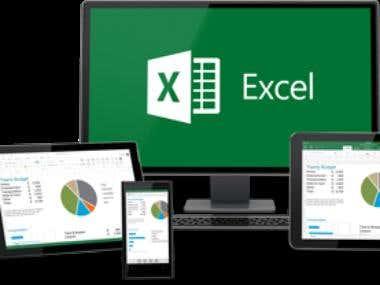 Microsoft Office work