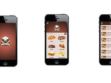Bakery Management App