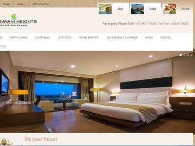 narayani resort ahmedabad