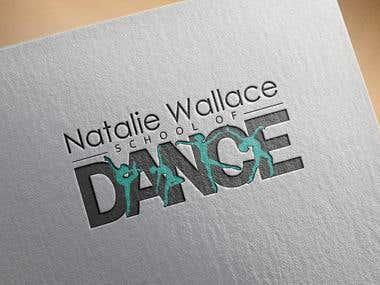 Dance school logo