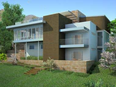 Exterior House Modelling (1)