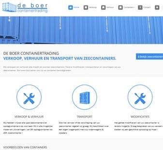 De Boer Containers