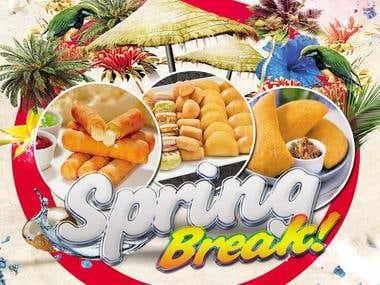 PANNA Break Lunch (Flyer)